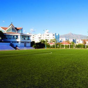 Astroturf-Sports-Area